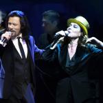 """Monica Guerritore e Giovanni Nuti, """"Mentre rubavo la vita"""" tour 2014, foto di Sonia Ritondale"""