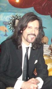 Il Maestro Giovanni Nuti. Foto di Elena Papeschi.