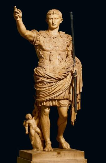 Bimillenario della morte di Augusto