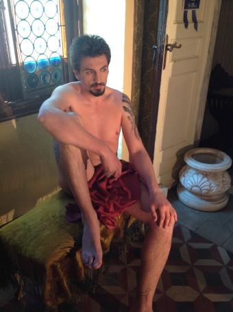 Cosimo Picaro 'nudo come un Renoir'