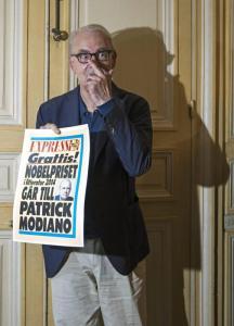 Patrick Modiano. Fonte foto google.