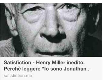 """I consigli di Satisfiction: """"Io sono Jonathan Scrivener"""" di C. Houghton"""