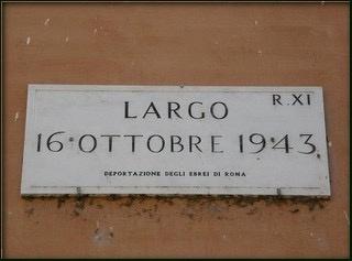 Roma 16 ottobre 1943