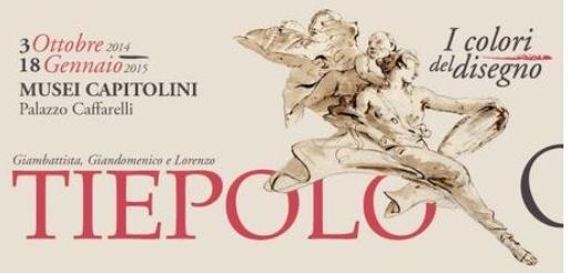 Tiepolo ai Musei Capitolini