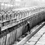 Muro di Berlino prima del 9 Novembre 1989