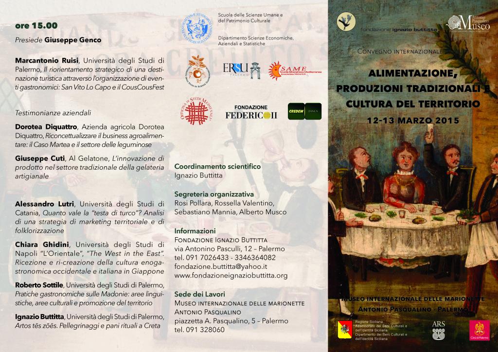 Programma Alimentazione 2015 pag. 1