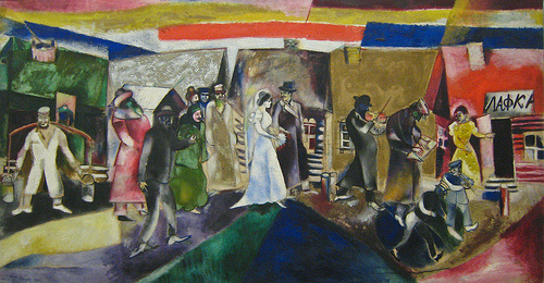 Marc Chagall in mostra a Roma