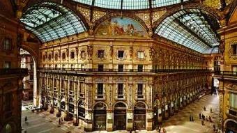 La Galleria Vittorio Emanuele II si prepara all'Expo