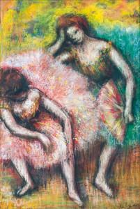 04_Degas - Deux Danseuses
