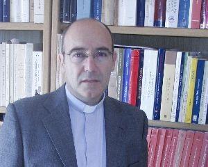 Don Felice Accrocca, professore esperto di francescanesimo.