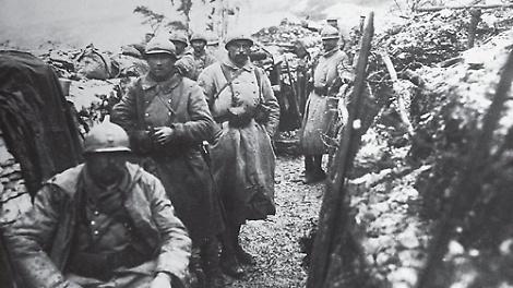 24 Maggio: cento anni dalla grande guerra 1915-1918