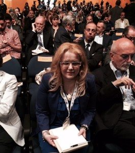 Dr. Tiziana Mazzaglia, giornalista pubblicista.