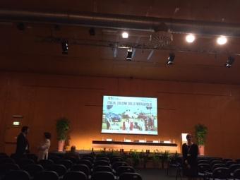 L'inaugurazione del Salone Internazionale del libro a Torino: la cultura per costruire il futuro