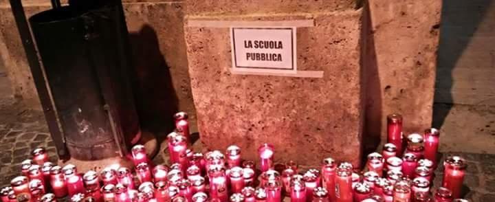Scuola italiana a lutto: votazione del 25 giugno 2015