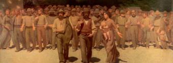 Il cammino dei lavoratori
