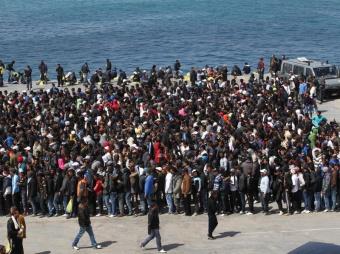 Il fenomeno degli immigrati da gestire e tutelare