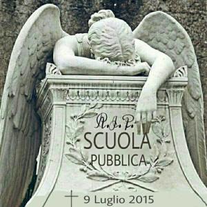 Caricatura della prof.ssa Sandra Zingaretti. Fonte Facebook.