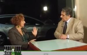 Magistrato Marisa Acagnino e avvocato Giuseppe Lipera.