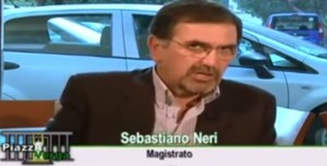 Magistrato Sebastiano Neri.