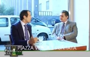 Avvocato Enrico Trantino e avvocato Giuseppe Lipera.