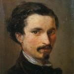 Silvestro_Lega_-_autoritratto_-_1861