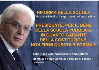 DDL firmato anche da Mattarella