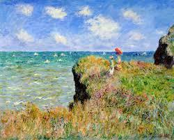 Calude Monet, L'estate, 1875.