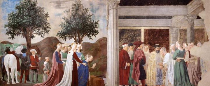 Piero della Francesca in mostra a Forlì