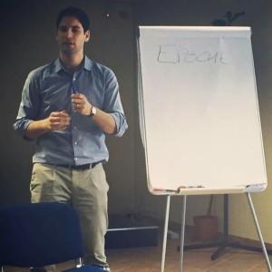 Dott. Federico Venceslai, psicologo.