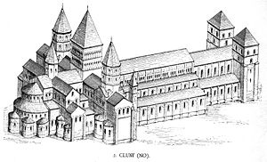 Cluniacensi e Cistercensi