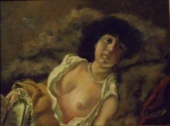 L'artista risponde su come bisogna realizzare un nudo di donna