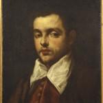 Domenico Tintoretto, Ritratto di Marco Pasqualigo, olio su tela, cm 48×40.