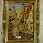 Jacopo Bellini, San Girolamo penitente, tempera su tavola, cm 95×65.