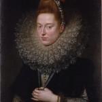 Peter Paul Rubens, Dama delle licnidi, olio su tela, cm 76×60, 1602.