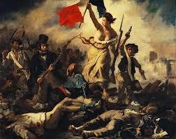 Forza Francia: diciamolo con l'arte!