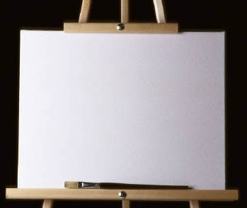 L'artista risponde su come bisogna scegliere una tela