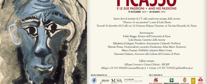 Visitare Picasso a Pavia