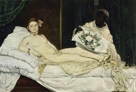 Gli Impressionisti e la raffigurazione del nudo di donna