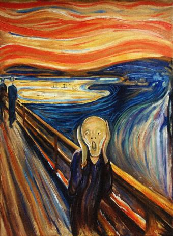 Edvard Munch: formazione e stile
