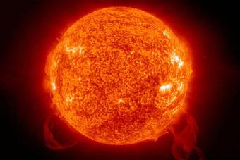 Il sole e la sua assenza