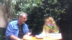 Massimo Germini e Tiziana Mazzaglia, Pavia 8 agosto 2017.